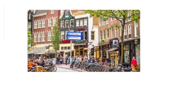 lavoro amsterdam