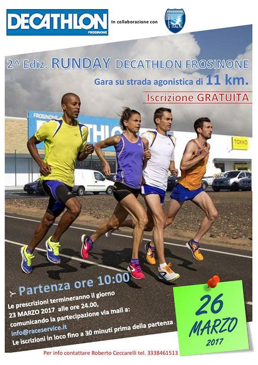 corsa decathlon